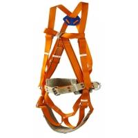 Пояс предохранительный, строительный, с наплечными и набедренными лямками, сидение Тип Е