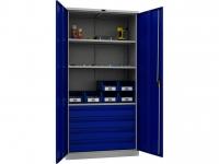 Шкаф инструментальный металлический Практик ТС 1995-003040