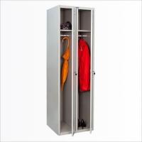 Шкаф металлический для одежды Практик LS-21-60