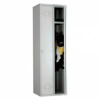 Шкаф металлический для одежды Практик LS-21